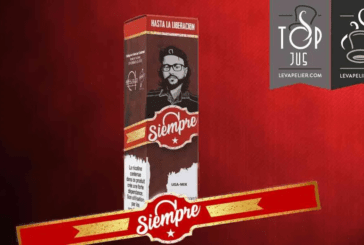 REVIEW / TEST: USA-MIX (Siempre Range) door Alfaliquid