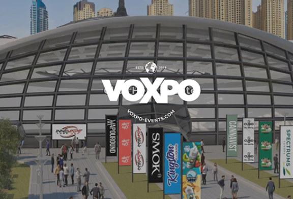 КУЛЬТУРА: Voxpo, первая виртуальная ярмарка вейпинга, запускает новое издание!