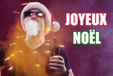 NOËL : La rédaction Vapoteurs.net vous souhaite de joyeuses fêtes !