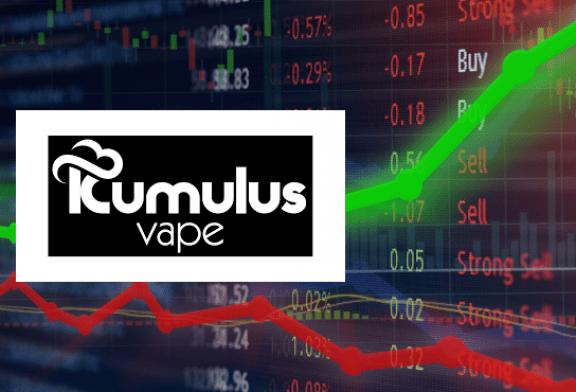 ECONOMIE : La cotation du titre en bourse Kumulus Vape est suspendue.