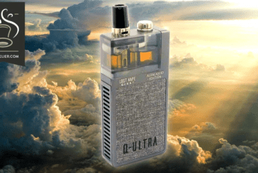 REVISIONE / PROVA: Q-Ultra Alfaliquid Edition di Lost Vape Quest