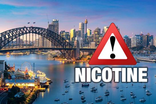 AUSTRALIE : Un accès à la vape avec nicotine uniquement sur ordonnance