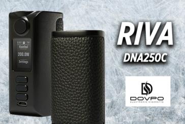 מידע על אצווה: Riva DNA250C 200W (Dovpo)