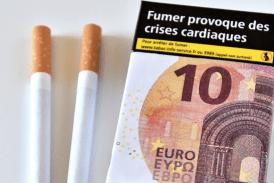 TABACCO: L'obiettivo di un pacchetto di sigarette a 10 euro è stato quasi raggiunto in Francia!