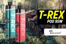 ΠΛΗΡΟΦΟΡΙΕΣ ΠΑΡΤΙΔΑΣ: T-REX Pod 95W (Teslacigs)