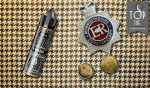 REVIEW / TEST: Tweed (Essential Range) by Curieux E-Liquides