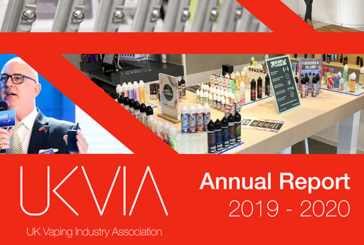 UNITED KINGDOM: UK Vaping Industry Association Annual Report Available!