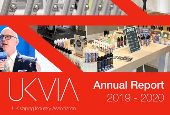 REGNO UNITO: Disponibile il rapporto annuale della UK Vaping Industry Association!