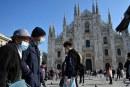 ITALIA: ¡La ciudad de Milán en guerra contra fumar afuera!