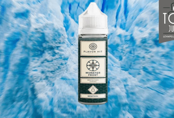 REVIEW / TEST: Monster Frost van Flavour Hit