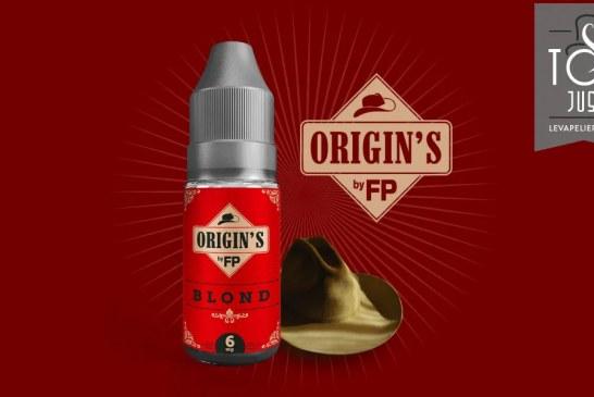 REVUE / TEST : Blond (Gamme Origin's) par Flavour Power