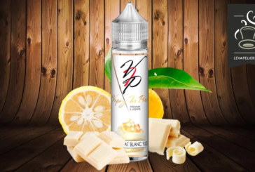 RECENSIONE / PROVA: Yuzu White Chocolate (Dessert Range) di Vaping a Parigi
