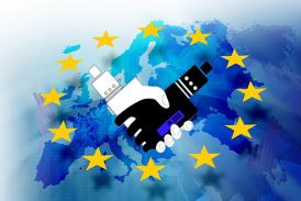 EUROPA: Vapen bij het roken, een oplossing die de EU niet langer kan negeren?