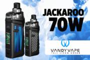 BATCH INFO: Jackaroo 70W (Vandy Vape)