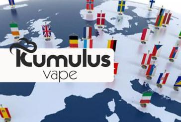 ÉCONOMIE : Kumulus Vape se lance dans une conquête de l'Europe !