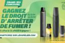 JEU-CONCOURS : Gagnez le droit d'arrêter de fumer ! 30 lots à remporter !