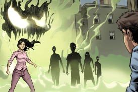 UNITED STATES: It's official! According to Marvel, vaping can turn you into a zombie!
