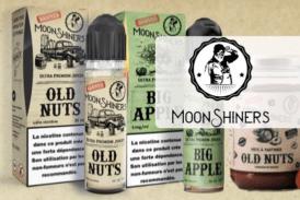 TALK E-JUICE: Moonshiners, van Amerikaanse oorsprong tot 100% Frans gastronomisch aanbod