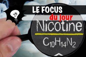 FOCUS: Nicotine, a difficult dissociation for the population!