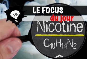 FOCUS: Nicotina, una dissociazione difficile per la popolazione!