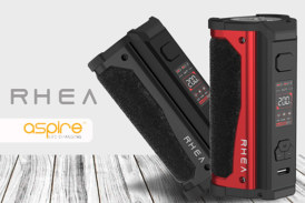 INFO BATCH : Rhea 200W (Aspire)