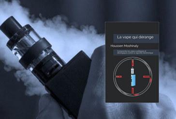 """CULTURA: """"The disturbing vape"""", un nuovo libro sulla guerra contro le sigarette elettroniche"""