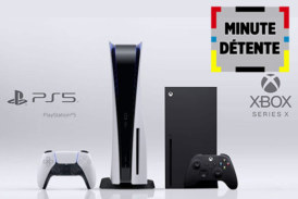 MINUTE RELAXATION: Playstation 5, Xbox Series X, shortage and puzzles to get the precious sesame.