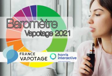 BAROMETER 2021: электронная сигарета признана настоящим союзником против курения!