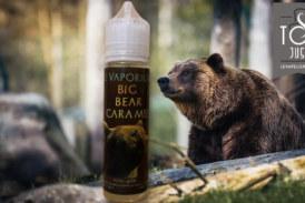 REVIEW / TEST: Big Bear Caramel van Le Vaporium