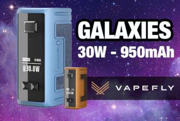 ΠΛΗΡΟΦΟΡΙΕΣ ΠΑΡΤΙΔΩΝ: Γαλαξίες 30W (Vapefly)