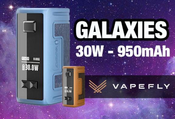 CHARGEN INFO: Galaxien 30W (Vapefly)