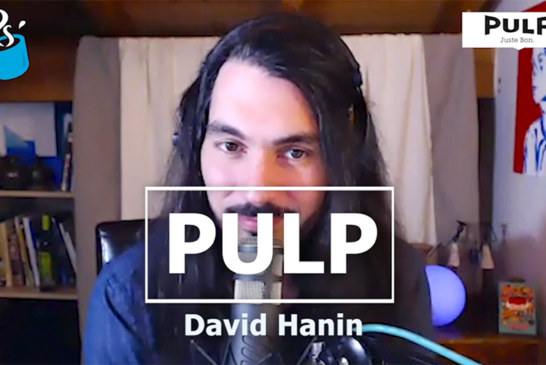 EXPRESSO: Episode 15 - David Hanin (Pulp / Sunny Smoker)