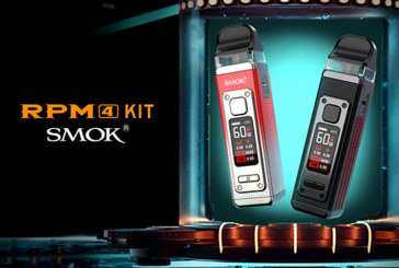 INFORMAZIONI SUL LOTTO: RPM4 Pod (Smok)