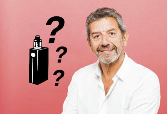 ЗДОРОВЬЕ: Электронная сигарета не является надежной заменой курению для Мишеля Саймса?