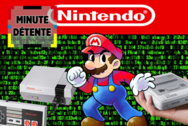 MINUTE RELAXATION: At war with the Roma, Nintendo finally wins!
