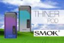 INFORMACIÓN DE LOTE: Thiner Pod (Smok)