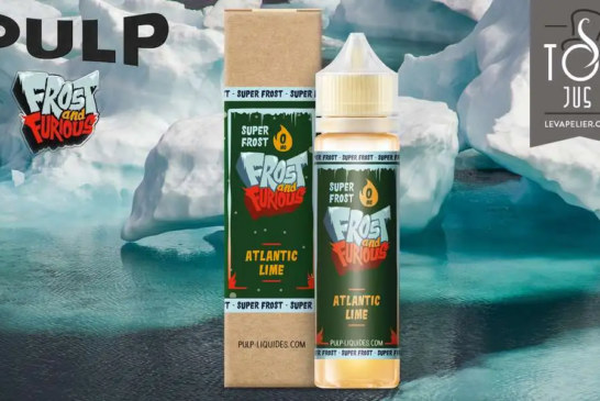 REVIEW / TEST: Atlantic Lime (Frost and Furious Range) door Pulp