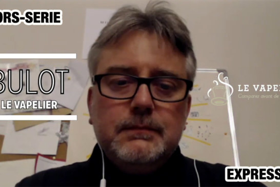 """EXPRESSO: Ειδικό τεύχος αριθ. 1 - Stéphane ψευδώνυμο """"Bulot"""" (Le Vapelier)"""