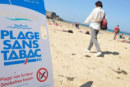 RECHTS: Immer mehr Strände ohne Tabak und ohne E-Zigaretten!