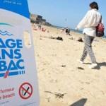 A DESTRA: Sempre più spiagge senza tabacco e senza sigarette elettroniche!