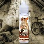 REVUE / TEST : Le P'tit Ramisu (Gamme Le P'tit Jus) par Unicorn Vape / Jin and Juice