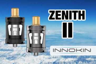 BATCH INFO: Zenith II (Innokin)