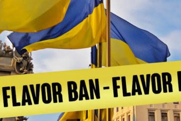 UCRAINA: Divieto di aromi per lo svapo, una decisione catastrofica!