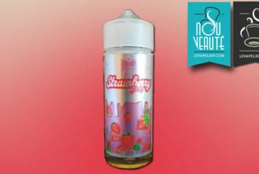 REVUE / TEST : Strawberry Jerry (Gamme Instant Fuel) par Les Ateliers Just