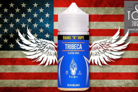 """REVIEW / TEST: Tribeca (Shake """"N"""" Vap Range) door Halo"""