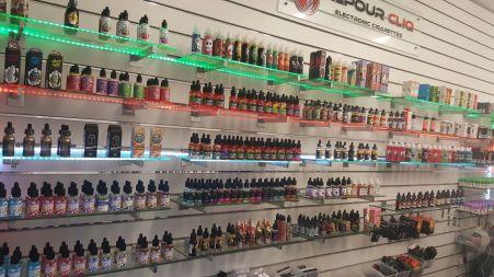 The Latest E-Liquids