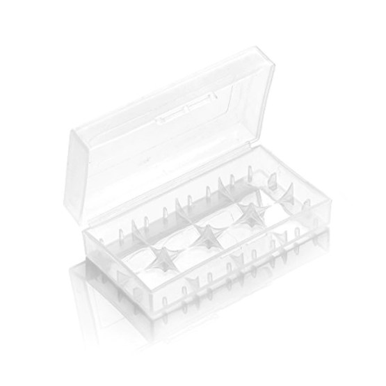 18650 battery case double protective batteries holder