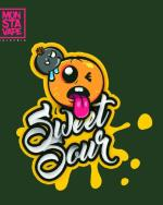 Monsta Vape Sweet Sour e liquid