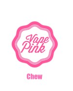 Vape Pink Chew 50ml short fill e liquid