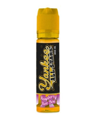 Yankee Raspberry Bon Bon 50ml Short Fill E Liquid
